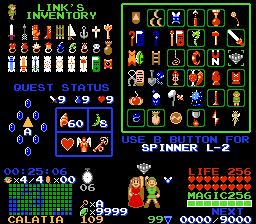 Zelda Classic → Panoply of Calatia: 16 - The World of