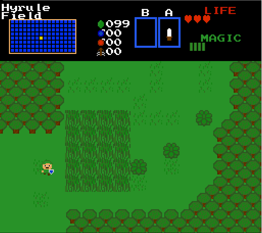 Link's Grand Adventure 3 - Quests | PureZC
